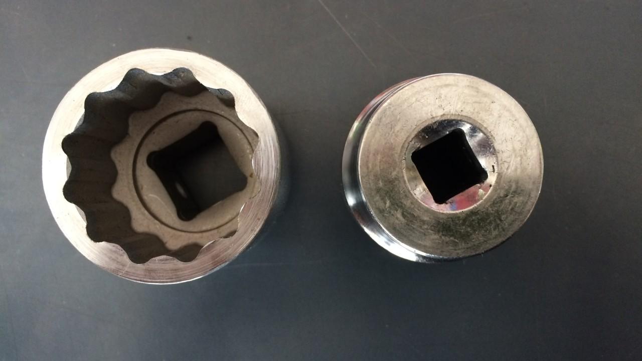 Lefty maintenance: Pulizia e lubrificazione del telescopico